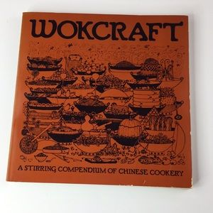 Wokcraft Chinese Cookery Book 1976